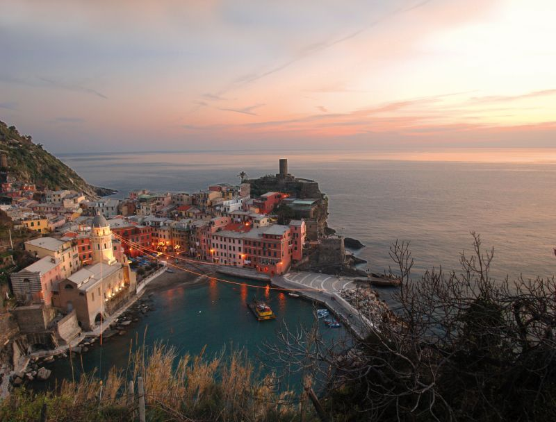 CINQUE TERRE GUIDED TOUR