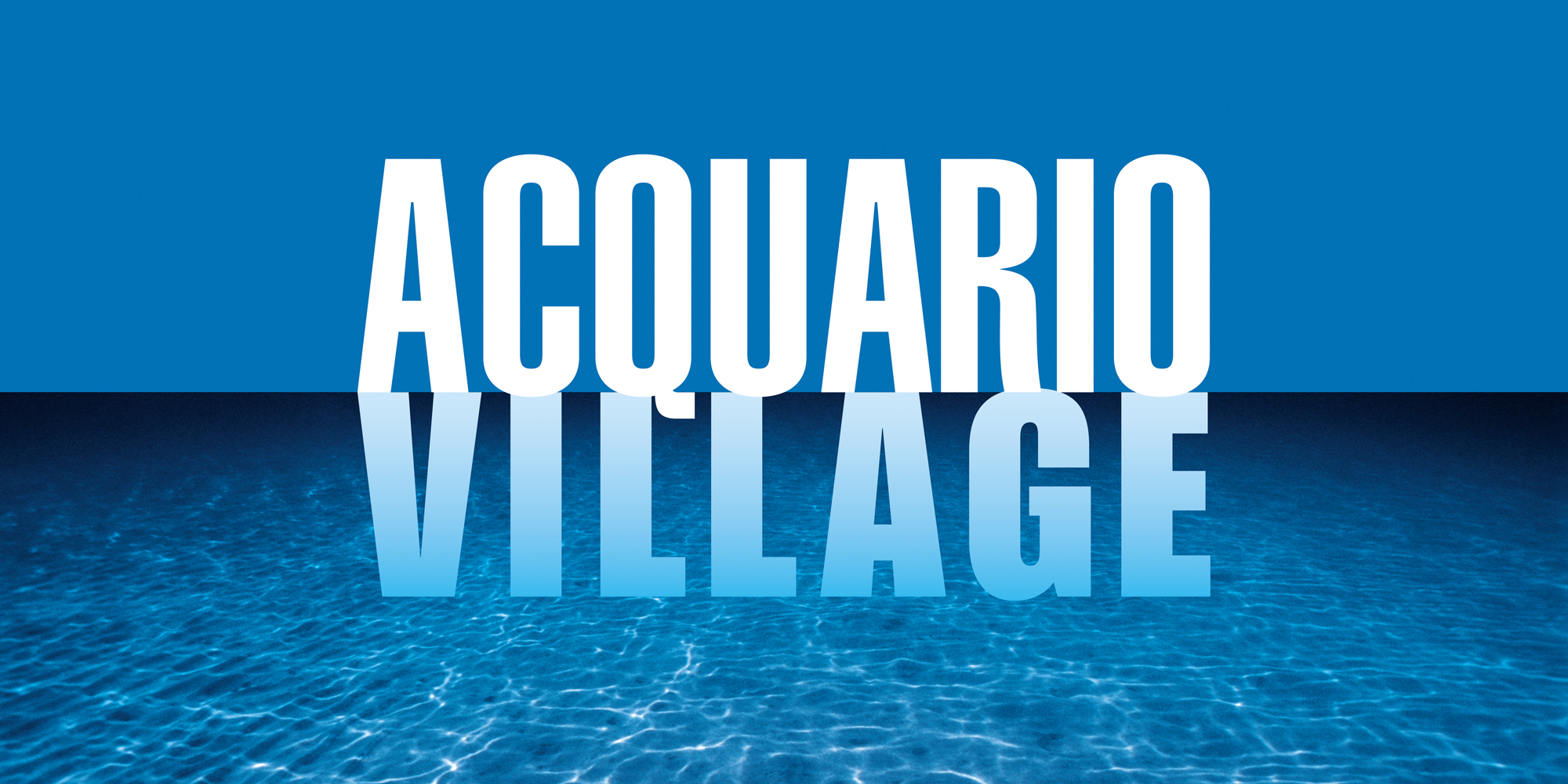 logo acquariovillage