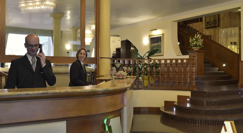 Hotel Athena Siena Is One Of The Best Hotel In The