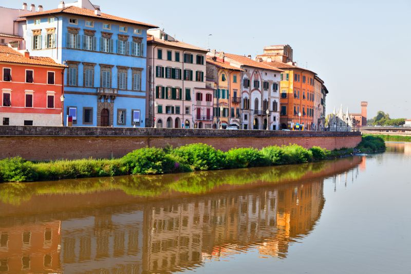 Florence And Pisa Guided Tour From Livorno Tuscany Tours